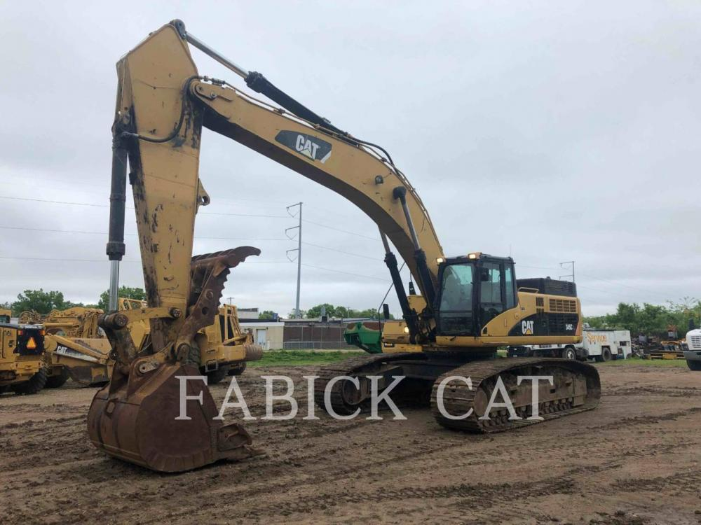 Detail photo of 2007 Caterpillar 345C from Construction Equipment Guide