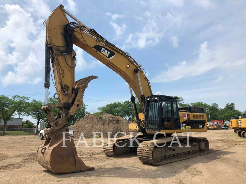 Detail photo of 2010 Caterpillar 345DL from Construction Equipment Guide