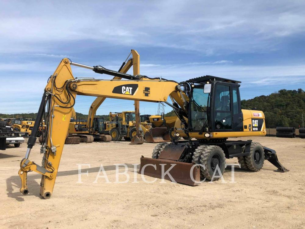 Detail photo of 2014 Caterpillar M315D from Construction Equipment Guide