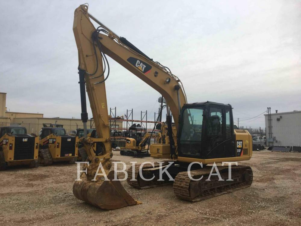 Detail photo of 2015 Caterpillar 313F L from Construction Equipment Guide