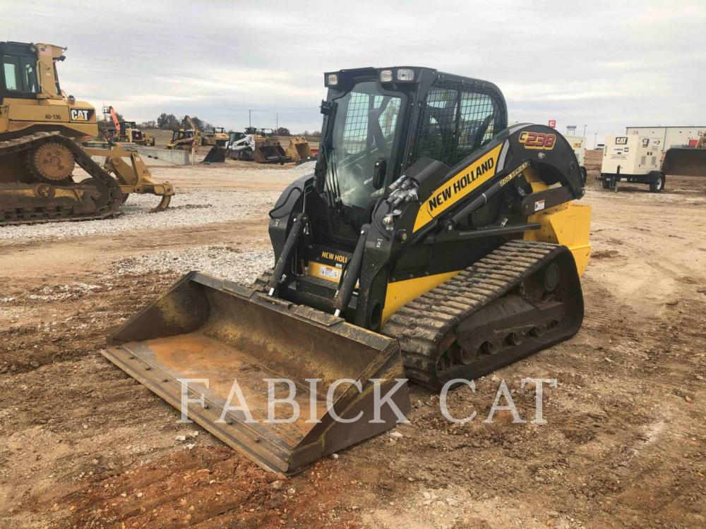 Detail photo of 2017 New Holland C238 from Construction Equipment Guide