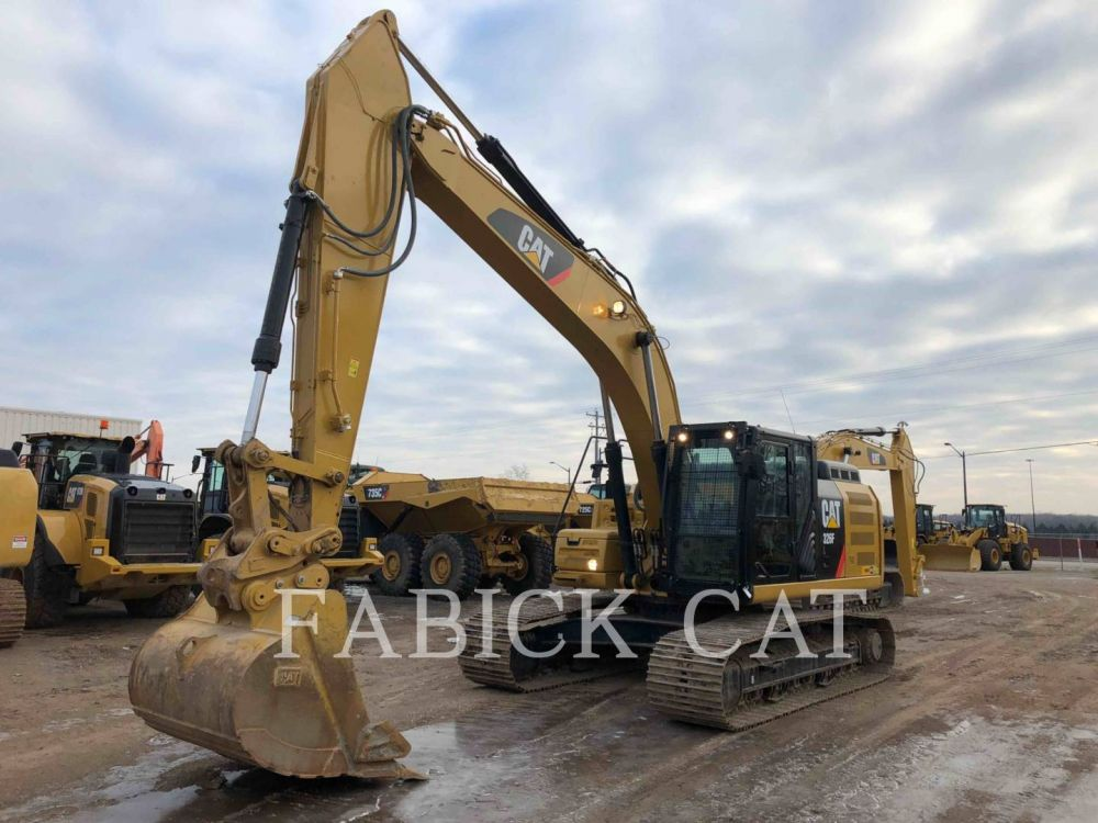 Detail photo of 2018 Caterpillar 326FL from Construction Equipment Guide