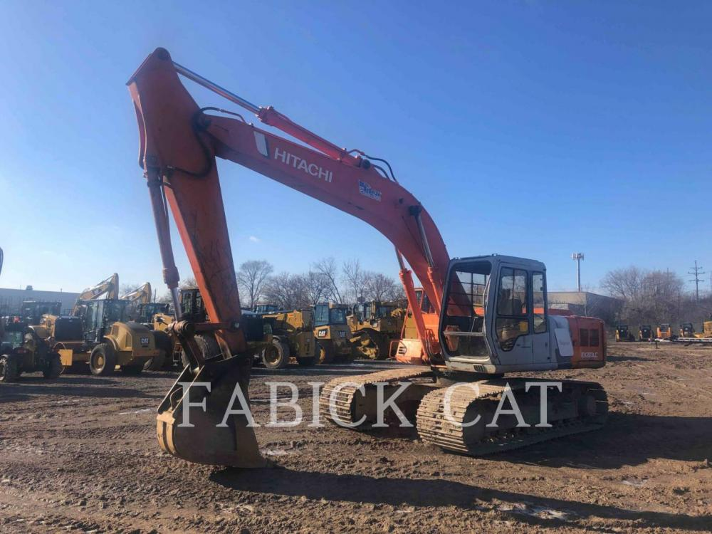 Detail photo of 1996 Hitachi EX200-3 from Construction Equipment Guide