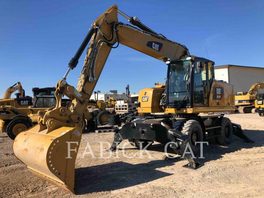 Detail photo of 2017 Caterpillar M320F from Construction Equipment Guide