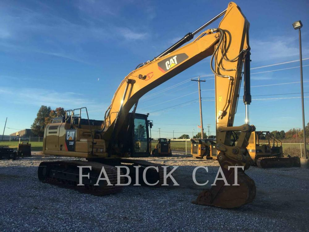 Detail photo of 2017 Caterpillar 330F from Construction Equipment Guide