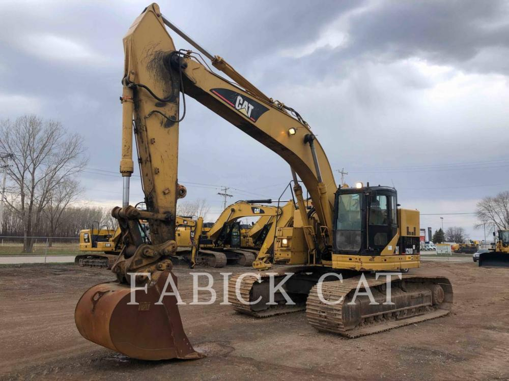 Detail photo of 2007 Caterpillar 328D from Construction Equipment Guide