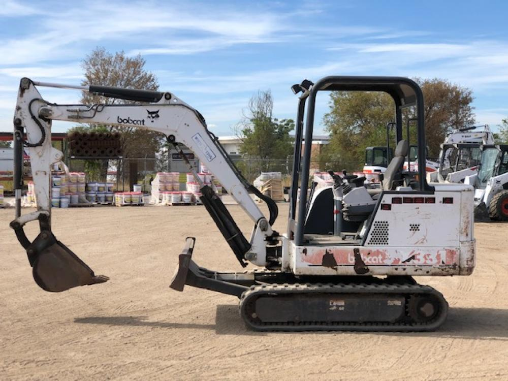 Detail photo of 1998 Bobcat 331 from Construction Equipment Guide