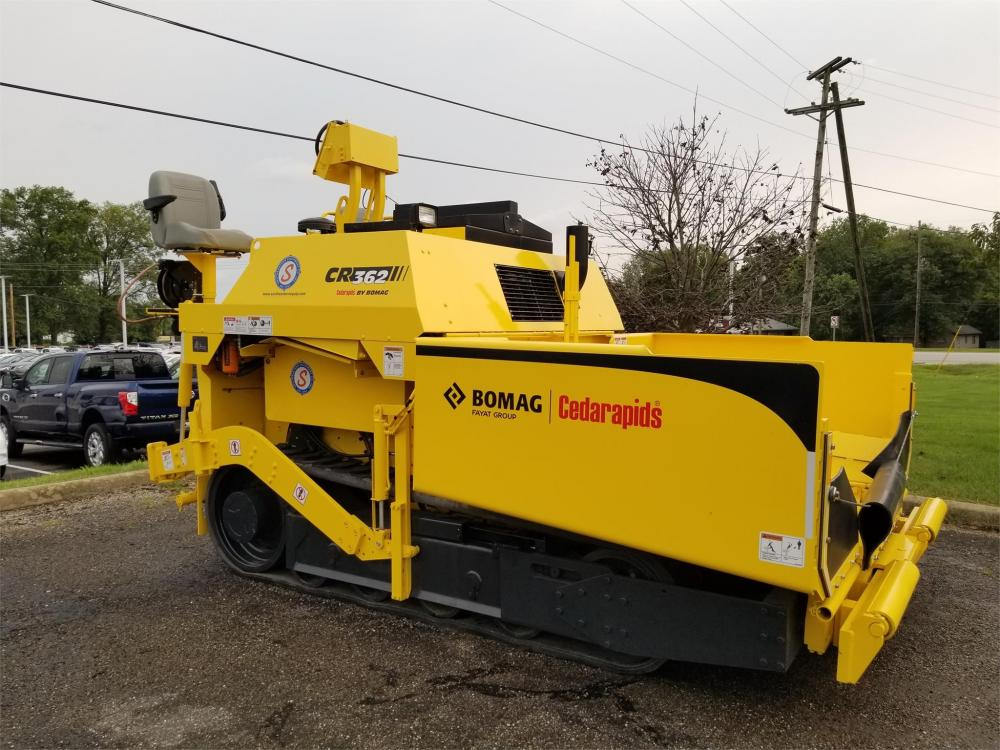 Detail photo of 2016 Bomag CR 362 L from Construction Equipment Guide