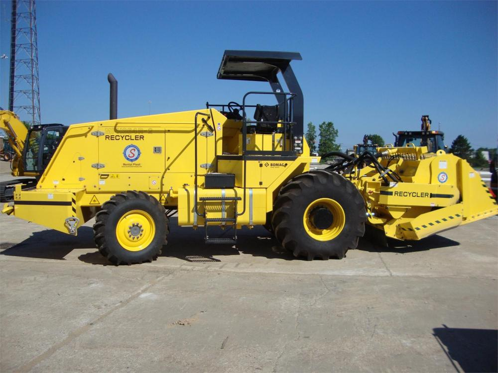 Detail photo of 2016 Bomag MPH 364 R-2 from Construction Equipment Guide