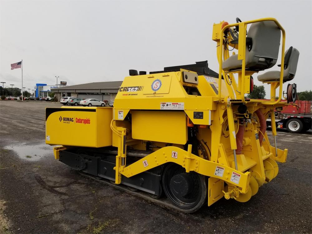 Detail photo of 2016 Bomag CR362L from Construction Equipment Guide
