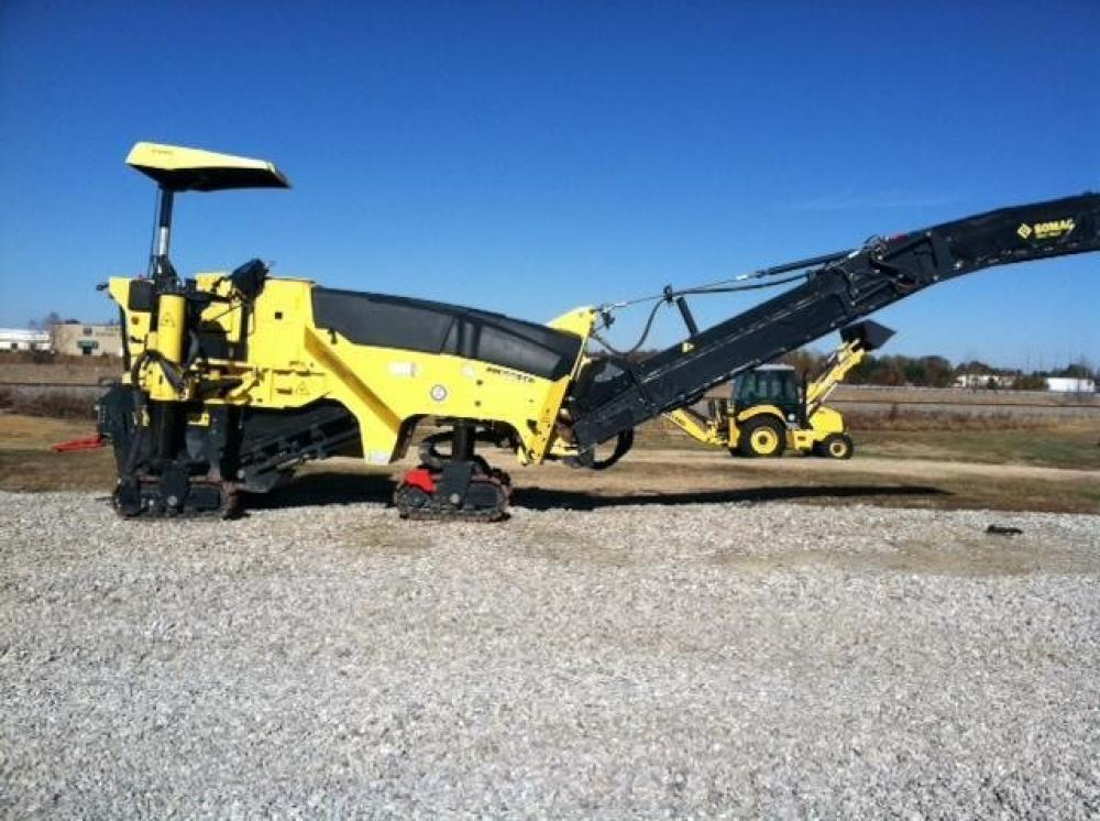 Detail photo of 2015 Bomag BM 1200/35 from Construction Equipment Guide