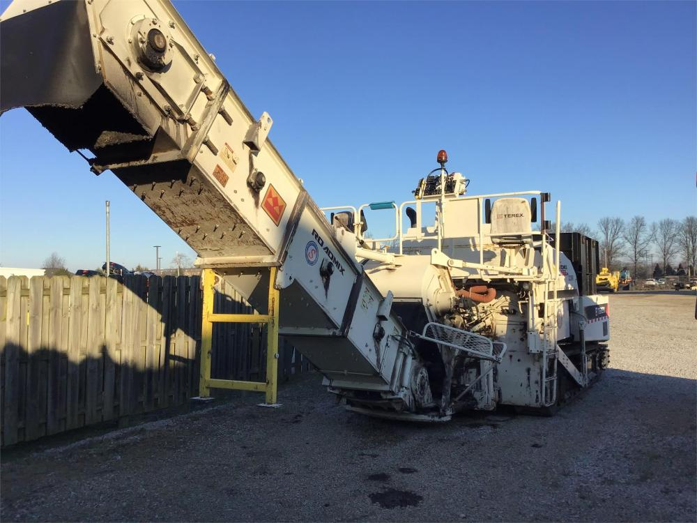 Detail photo of 2013 Terex CR662RM from Construction Equipment Guide