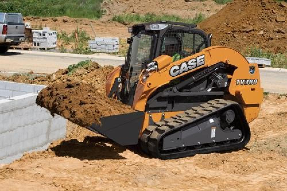 Detail photo of 2015 Case TV380 from Construction Equipment Guide