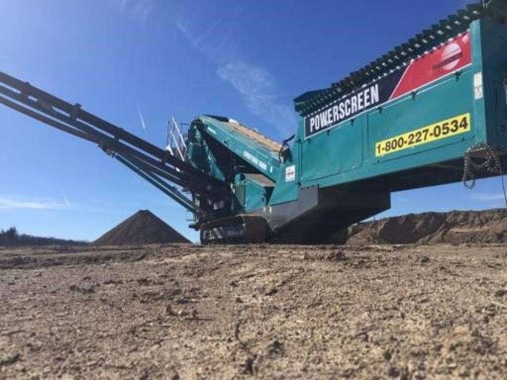Detail photo of 2016 Powerscreen CHIEFTAIN 1400 from Construction Equipment Guide