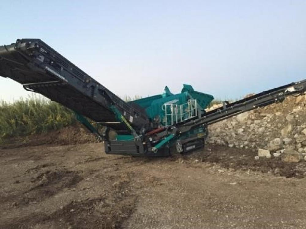 Detail photo of 2016 Powerscreen WARRIOR 2100 from Construction Equipment Guide