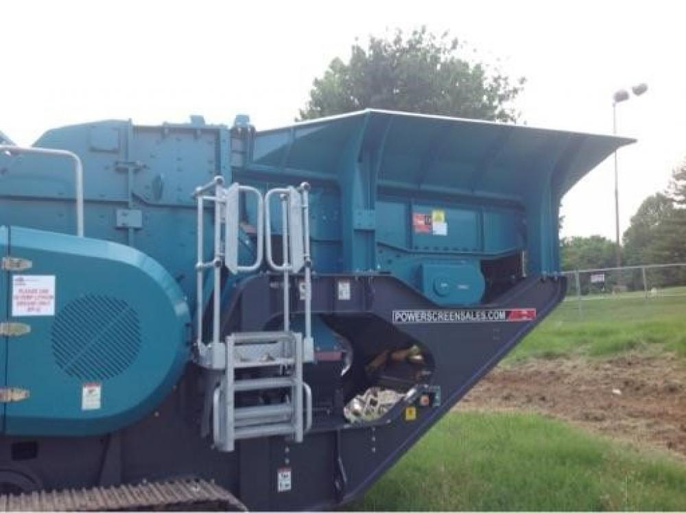 Detail photo of 2015 Powerscreen TRAKPACTOR 260 from Construction Equipment Guide