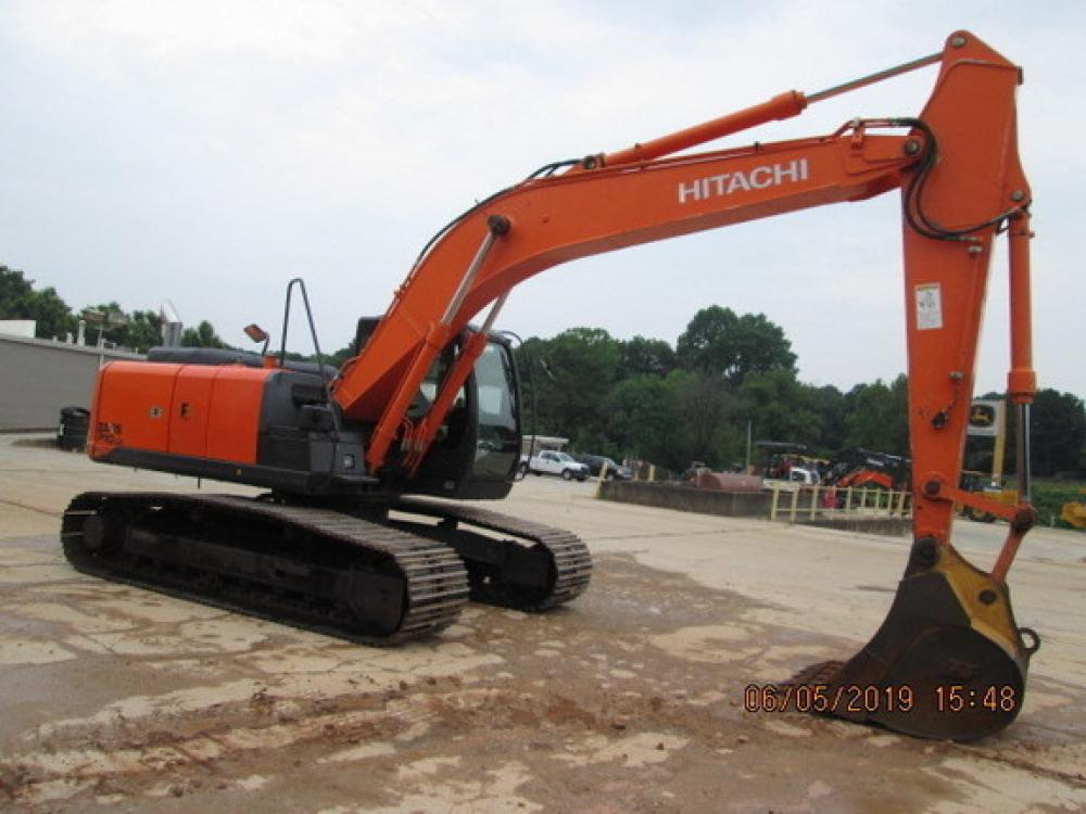 Detail photo of 2014 Hitachi ZX210LC-5 from Construction Equipment Guide