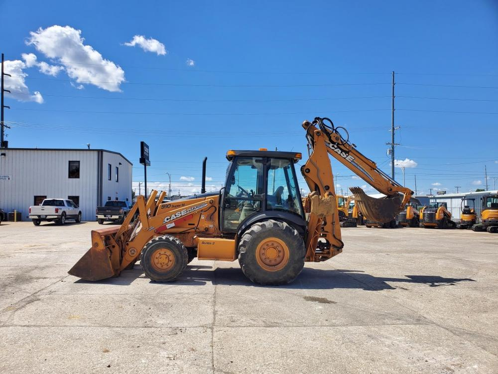 Detail photo of 2007 Case 590 SM II from Construction Equipment Guide