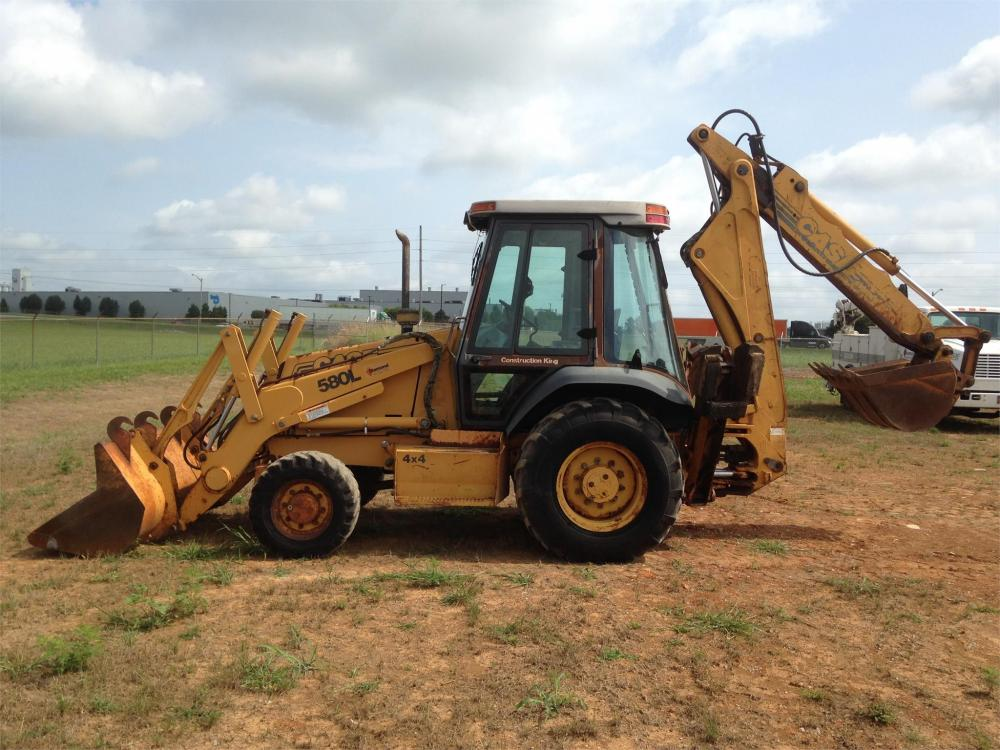 Detail photo of 1995 Case 580L from Construction Equipment Guide
