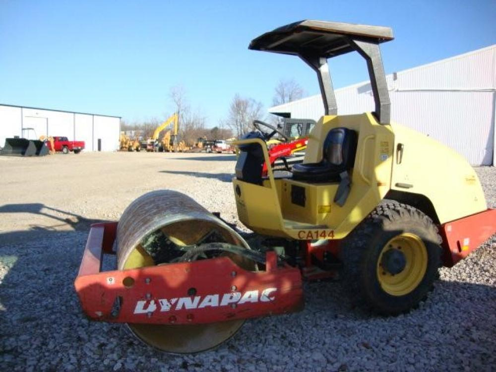 Detail photo of 2007 Dynapac CA144D from Construction Equipment Guide