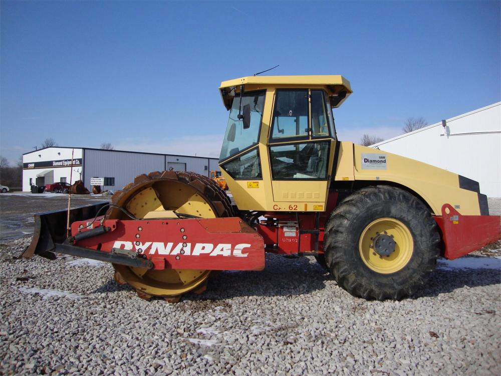Detail photo of 2008 Dynapac CA362PD from Construction Equipment Guide