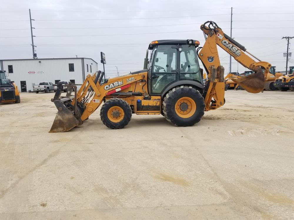 Detail photo of 2016 Case 580 SN WT from Construction Equipment Guide