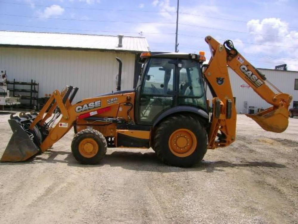 Detail photo of 2013 Case 580 SN from Construction Equipment Guide