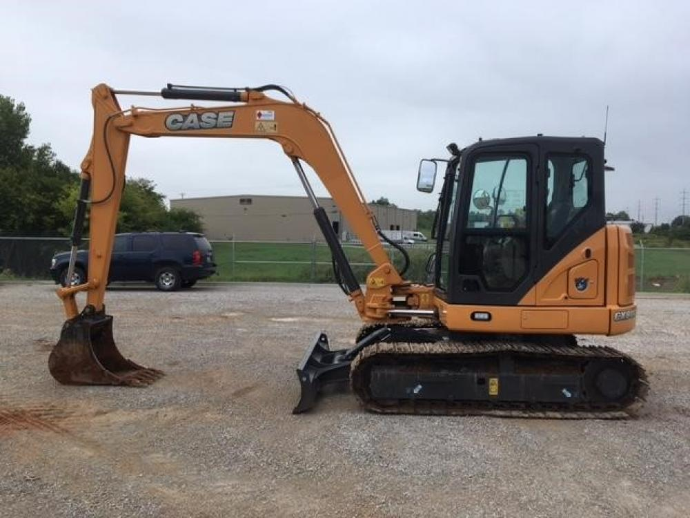 Detail photo of 2016 Case CX80C from Construction Equipment Guide