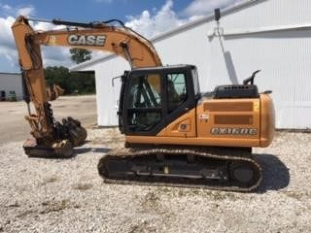 Detail photo of 2015 Case CX160 from Construction Equipment Guide