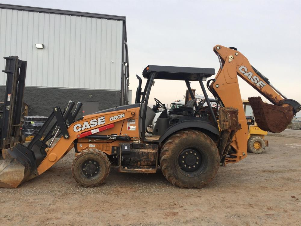 Detail photo of 2018 Case 580N from Construction Equipment Guide
