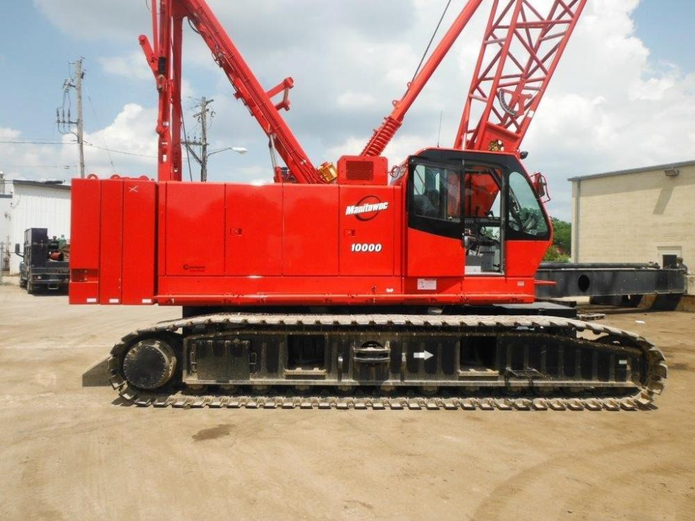Detail photo of 2011 Manitowoc 10000 from Construction Equipment Guide