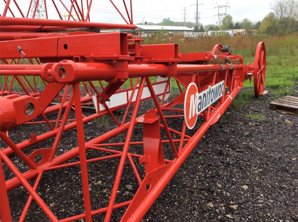 Detail photo of  Manitowoc 10000 from Construction Equipment Guide