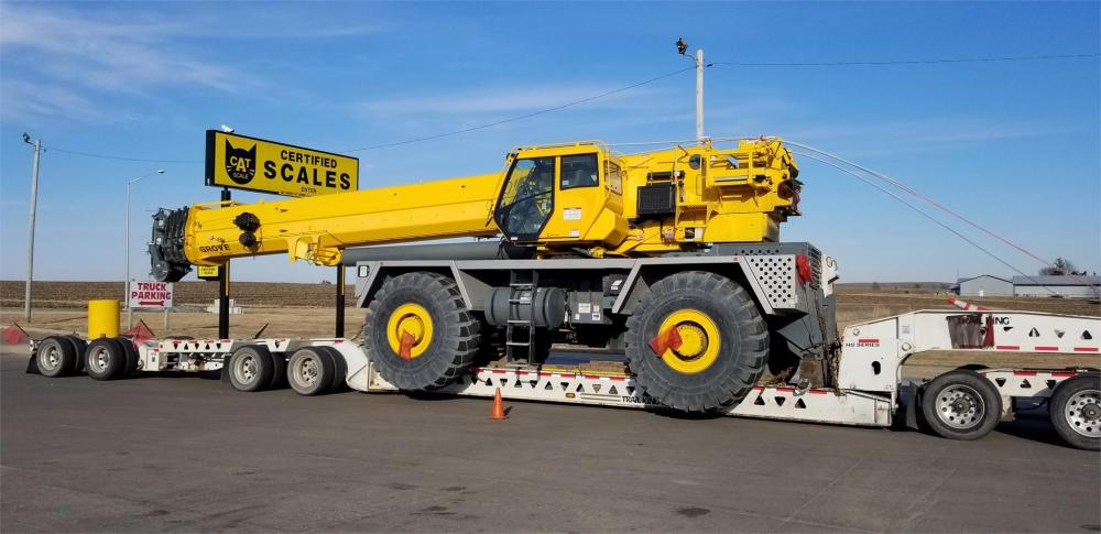 Detail photo of 2013 Grove RT9130E from Construction Equipment Guide