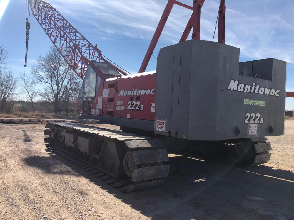 Detail photo of 1999 Manitowoc 222B from Construction Equipment Guide