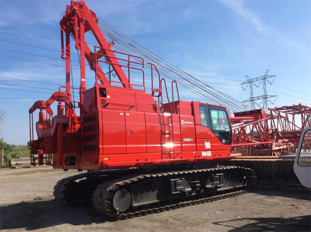 Detail photo of 2018 Manitowoc 11000-1 from Construction Equipment Guide