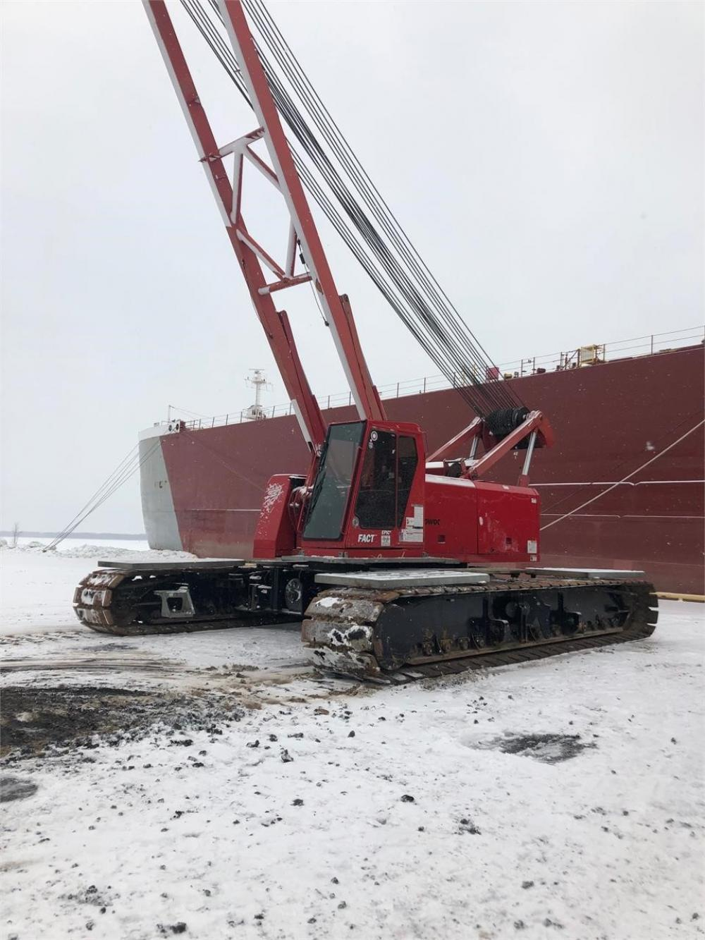 Detail photo of 2007 Manitowoc 999 from Construction Equipment Guide