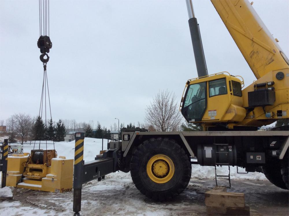 Detail photo of 2012 Grove RT9130E from Construction Equipment Guide