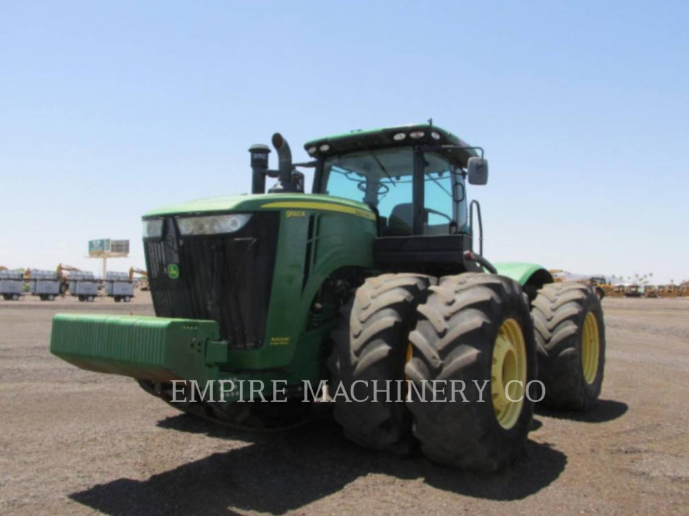 Detail photo of 2012 John Deere 9560R from Construction Equipment Guide