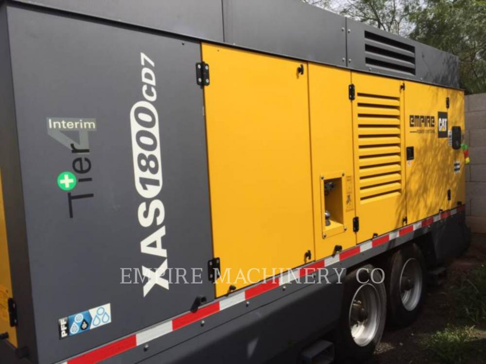 Detail photo of 2014 Atlas Copco XAS 1800CD from Construction Equipment Guide