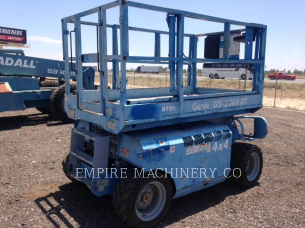 Detail photo of 2003 Genie GS-2668 from Construction Equipment Guide