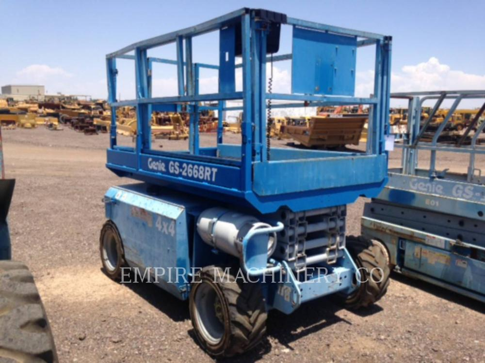 Detail photo of 2005 Genie GS-2668 from Construction Equipment Guide