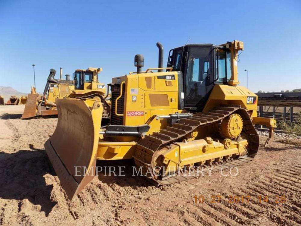 Detail photo of 2017 Caterpillar D6N XL from Construction Equipment Guide