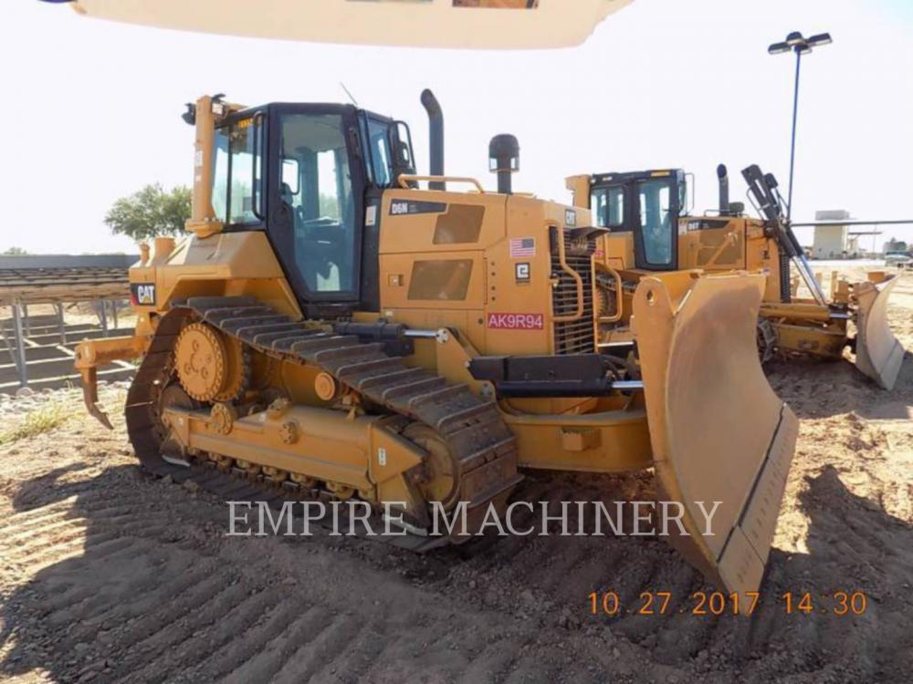 Detail photo of 2017 Caterpillar D6N XL from Construction Equipment Guide