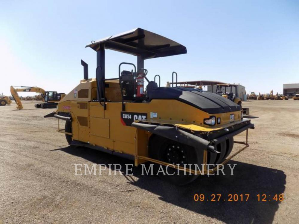 Detail photo of 2017 Caterpillar CW34 from Construction Equipment Guide
