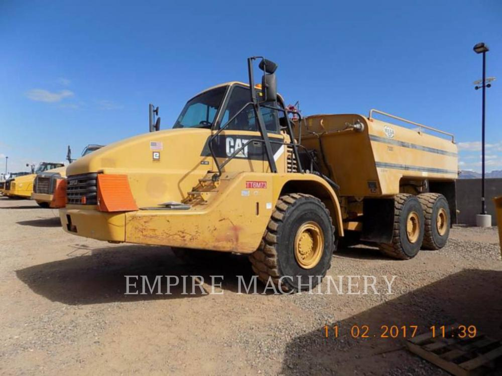 Detail photo of 2007 Caterpillar 735 from Construction Equipment Guide