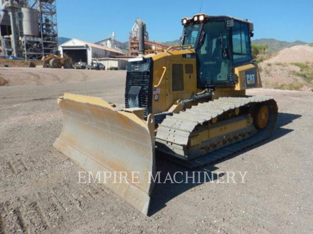 Detail photo of 2016 Caterpillar D6K LGP II from Construction Equipment Guide