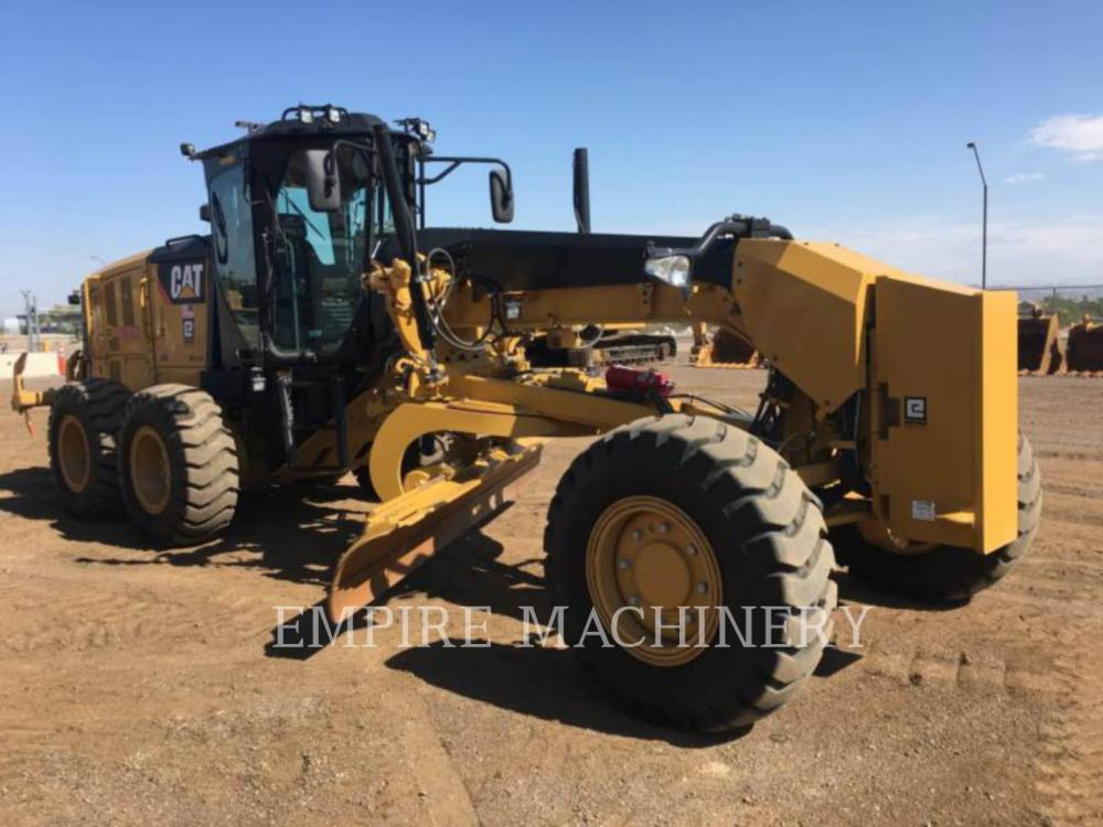 Detail photo of 2016 Caterpillar 120M II from Construction Equipment Guide