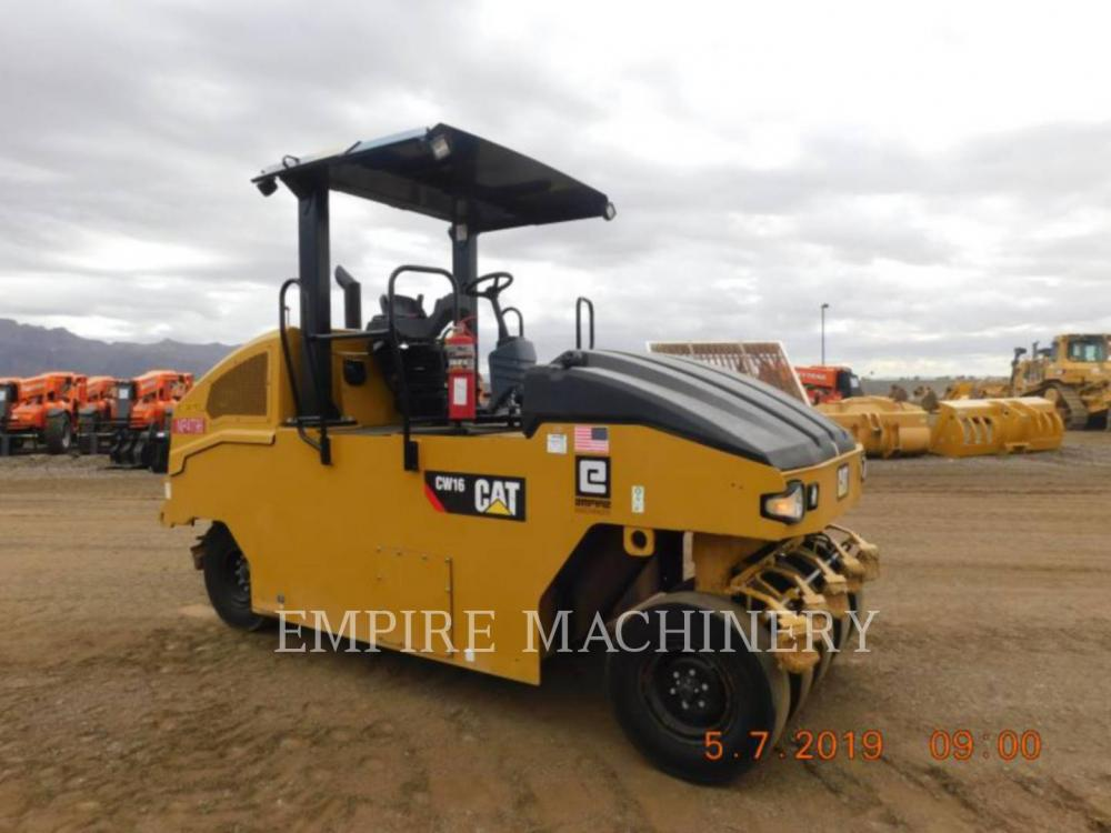Detail photo of 2017 Caterpillar CW16 from Construction Equipment Guide
