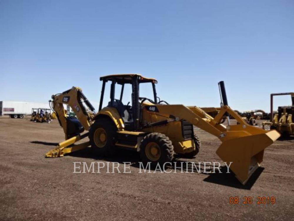 Detail photo of 2019 Caterpillar 440 4EQ from Construction Equipment Guide