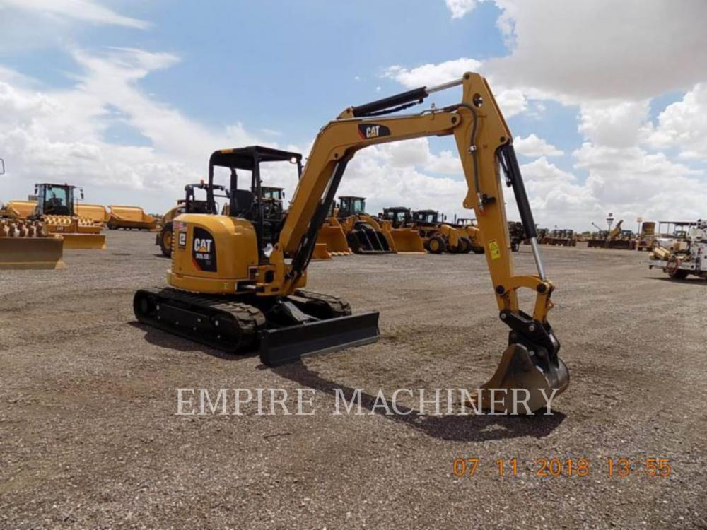Detail photo of 2018 Caterpillar 305.5E from Construction Equipment Guide